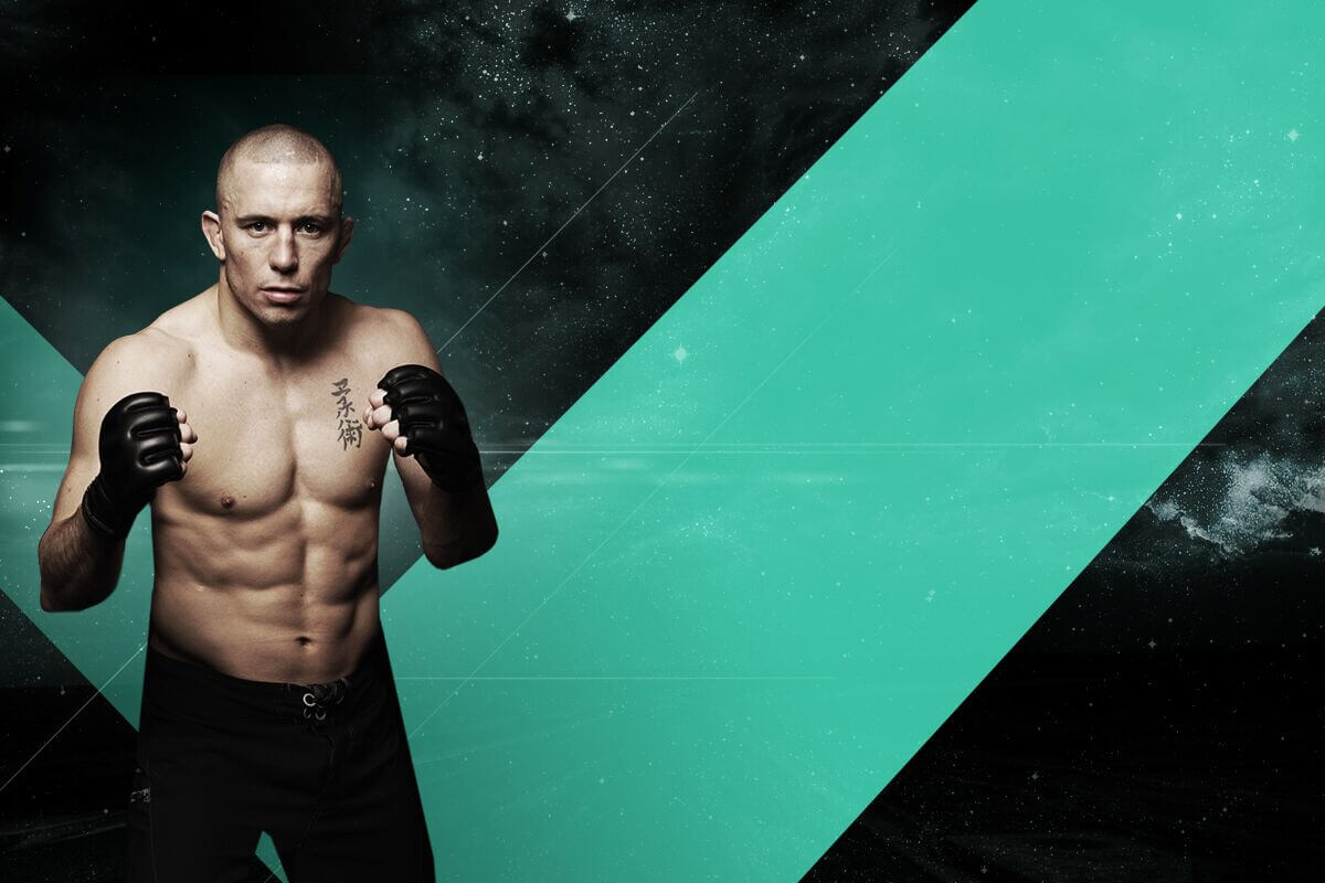Georges St-Pierre UFC at C2 podcast